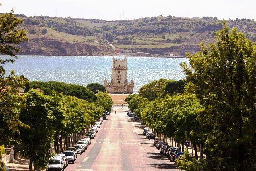 Лиссабон и его достопримечательности, башня Белен