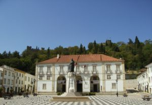 Гуалдин Паиш - основатель крепости и города Томар