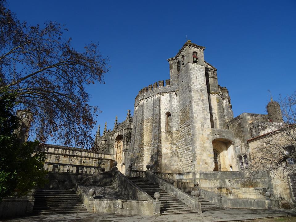 Экскурсии в городе Томар и крепости Томар