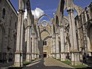 Монастврь Карму в Лиссабоне