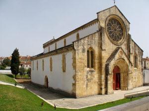 Главная церковь Португалии находится в Томаре