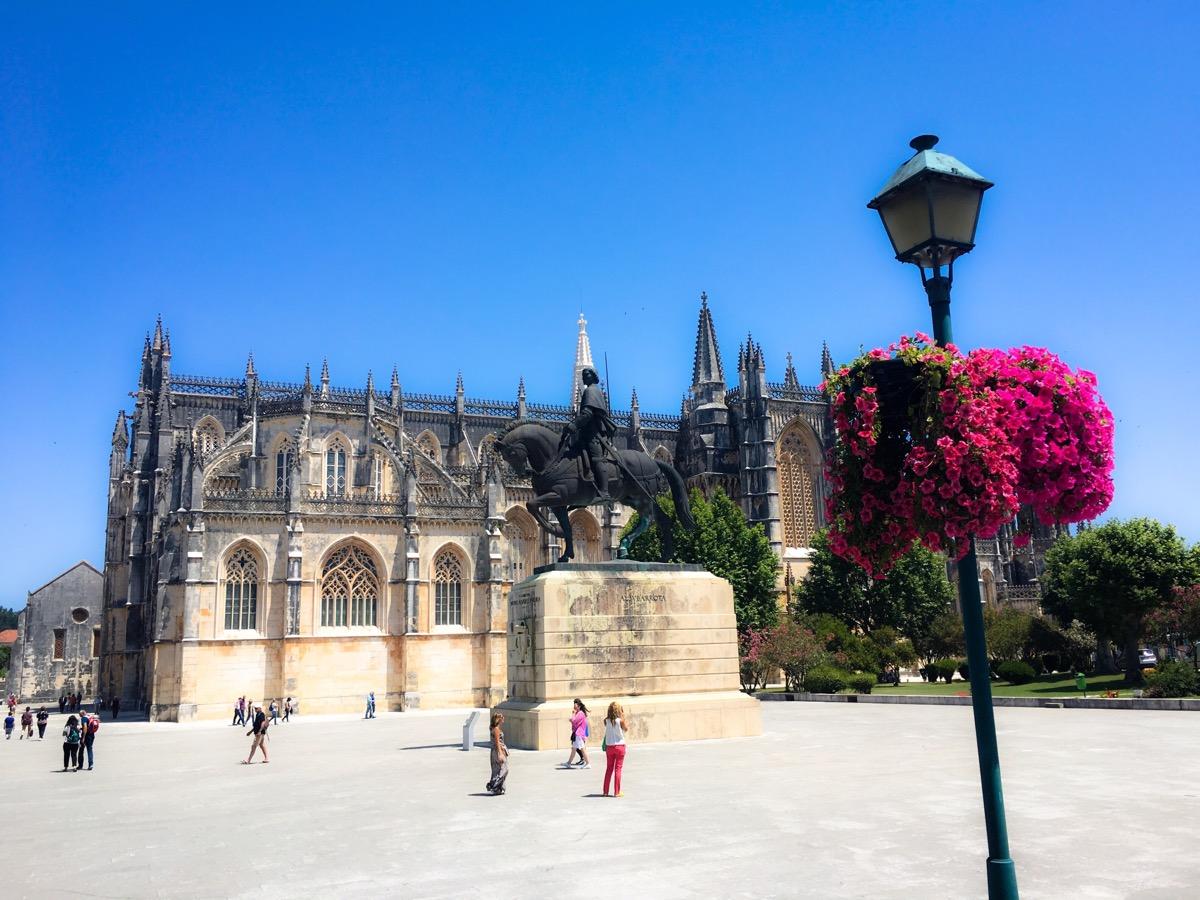 Экскурсия в Монастырь Баталья