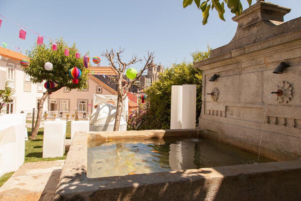 Отель Flores Village Hotel & Spa 4* в Порту