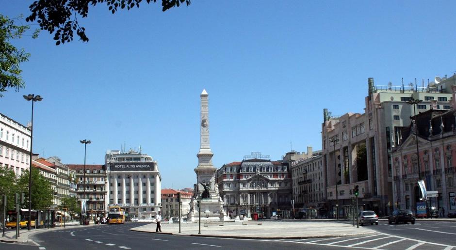 Лиссабон, площадь Рештоурадореш