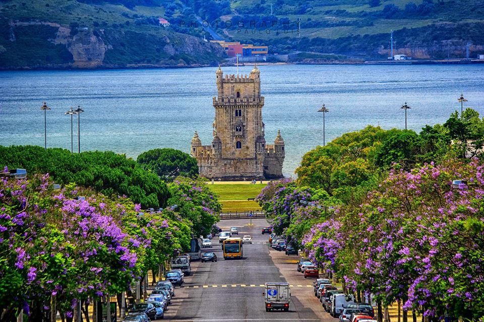Лиссабон, Башня Белень