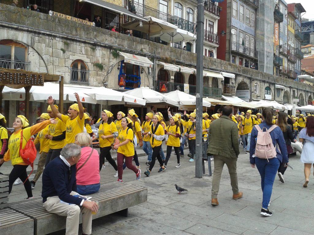 Университет Порту гордится своими активными студентами