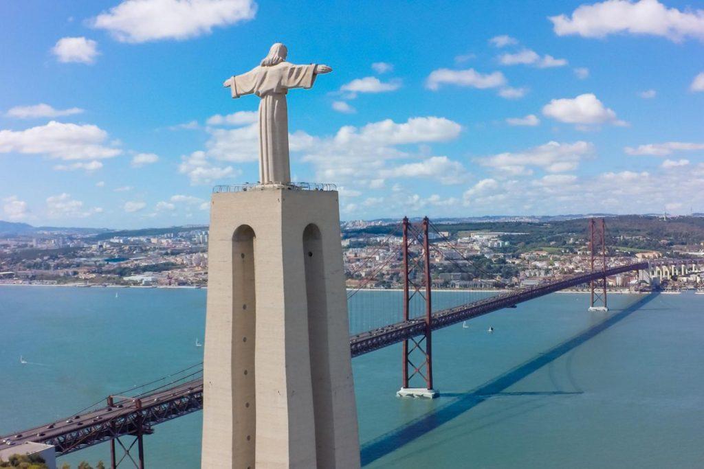 Португалия, мост 25 апреля