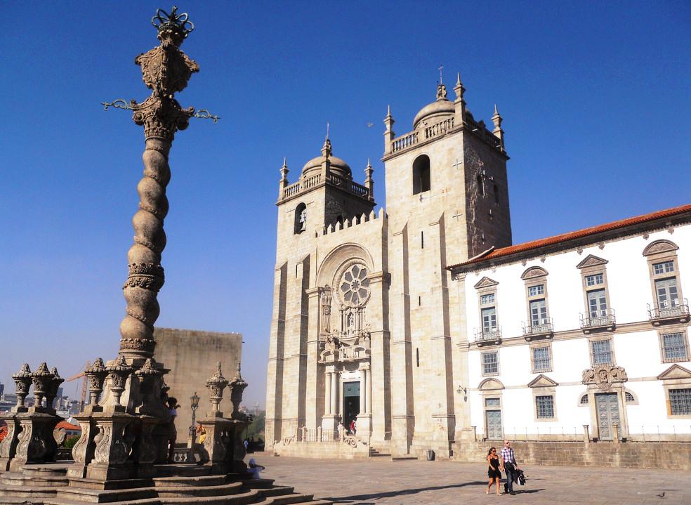 Португалия, Кафедральный собор города Порту