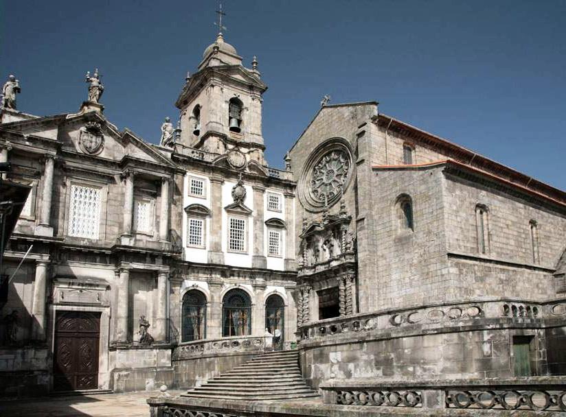 Португалия, Церковь Святого Франциска в Порту