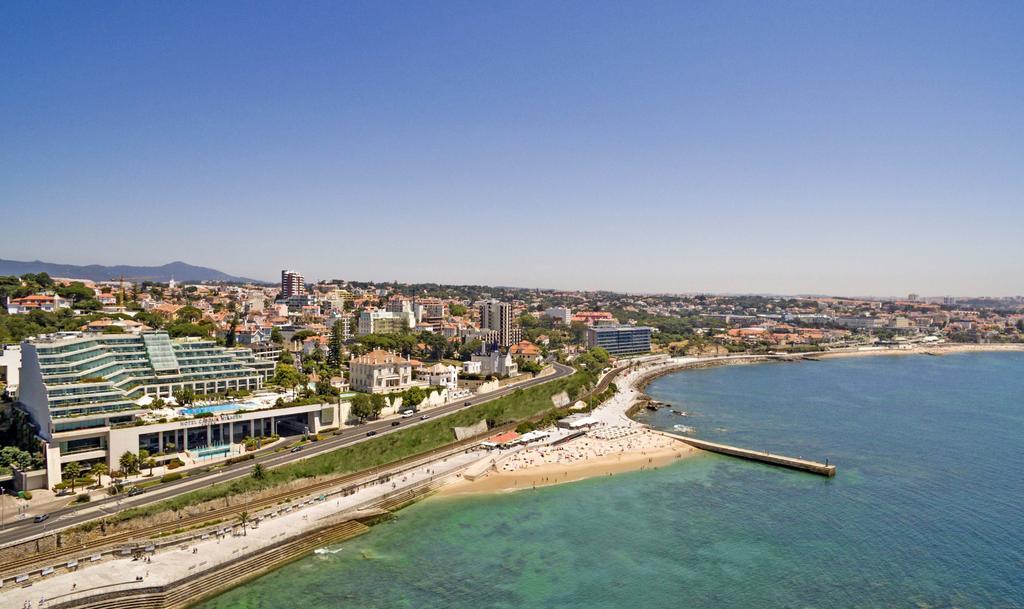 Город Кашкайш, отели на Лиссабонской ривьере