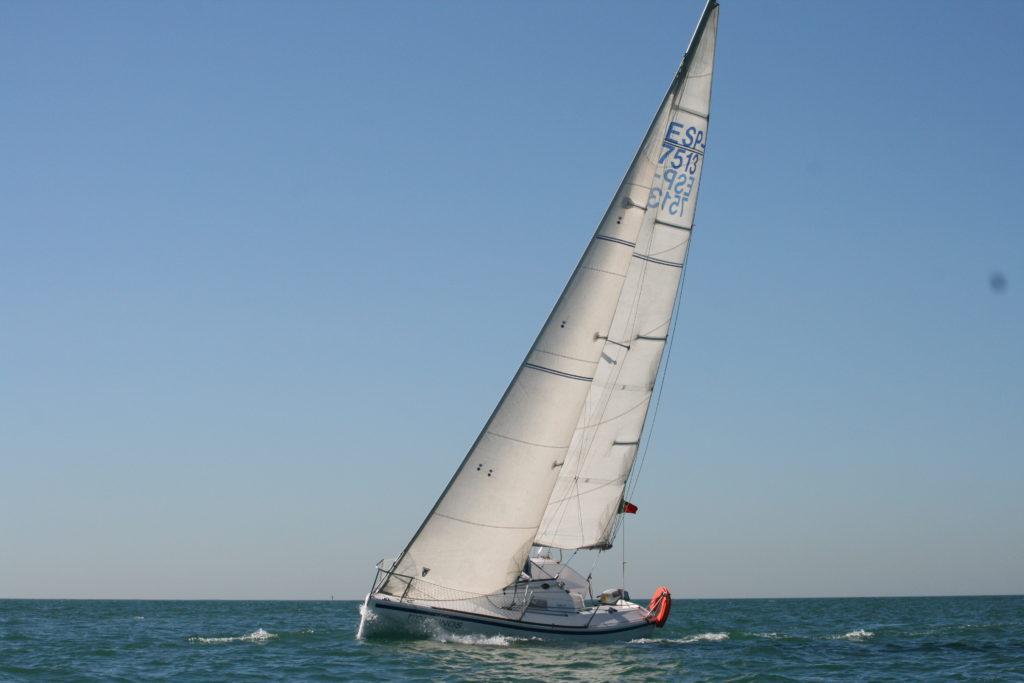 Прогулка на яхте по Птлантическому океану в Португалии