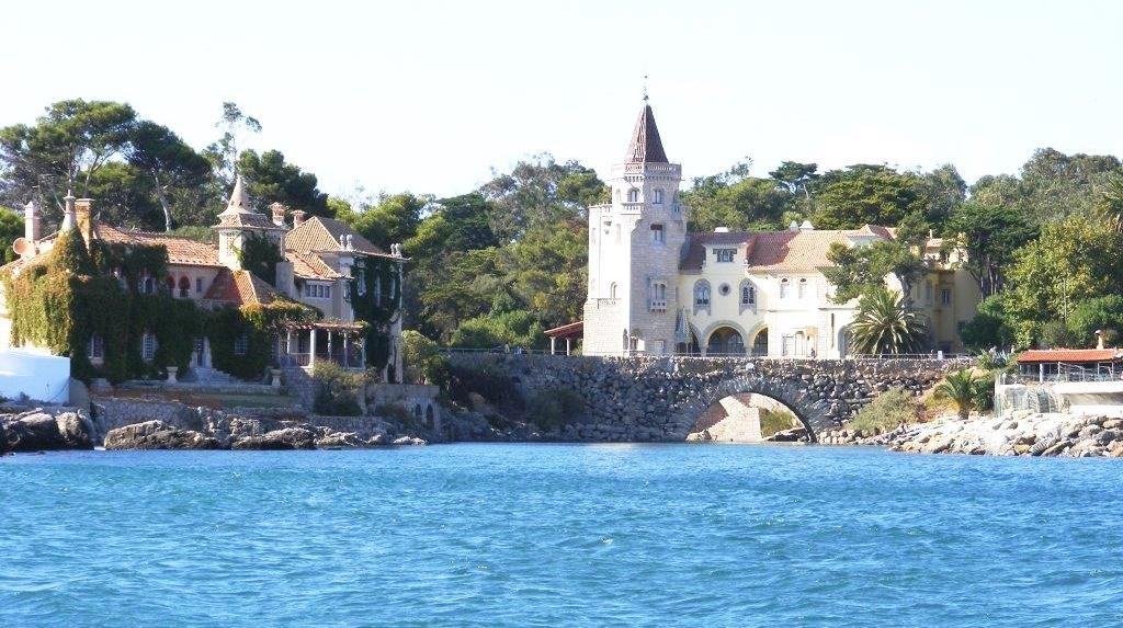 Прогулка на яхте в Португалии