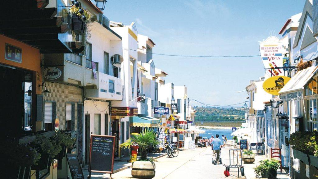 Отдых и отели в Алгарве. Португалия