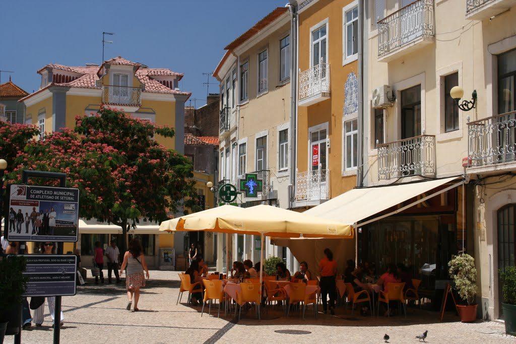 Сетубал - один из главных городов Португалии