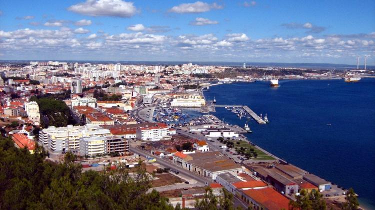 Города Португалии. Сетубал