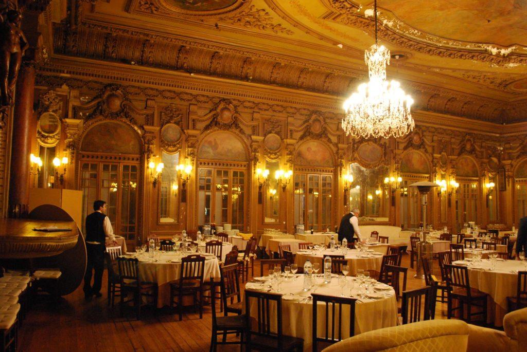 Лиссабон и его кухня