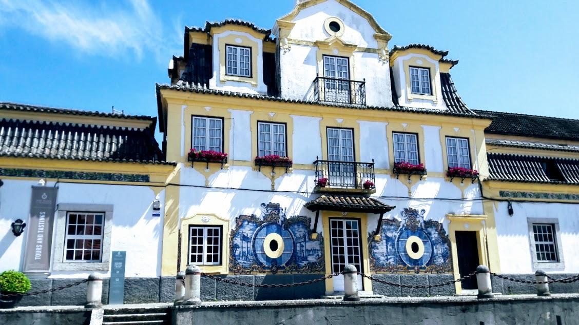 Экскурсия в провинциальную Португалию. Полуостров Сетубал