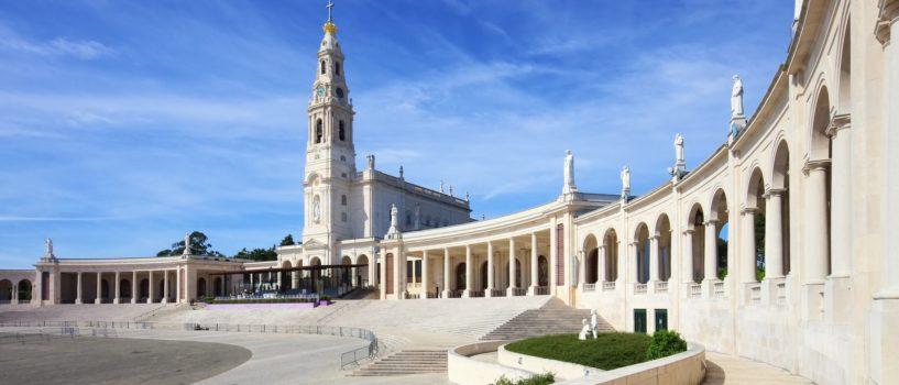 Португальские города. Религиозная святыня - Фатима