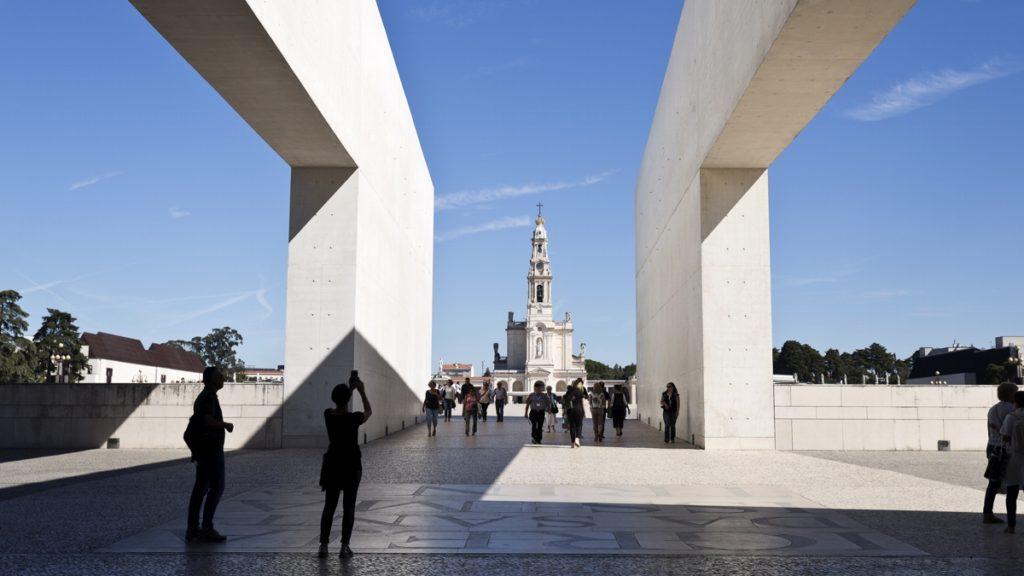 Португалия. Экскурсия в город Фатима