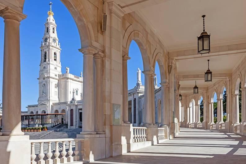 Экскурсии в Португалии. Город Фатима и чудо в Фатиме