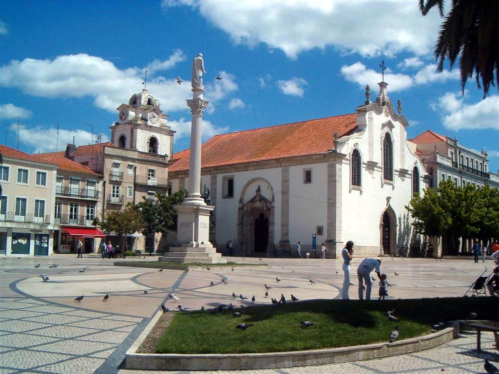 Провинциальная Португалия. Город Сетубал