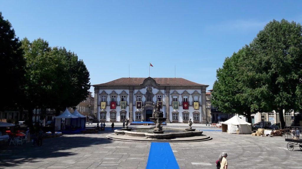 Экскурсии на севере Португалии, город Брага