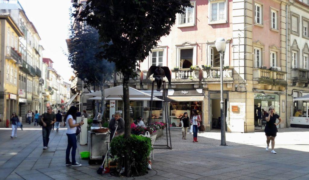 Португальский город Брага