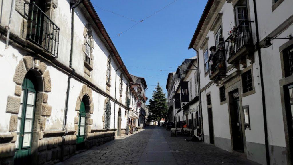 Португальский город Брага, экскурсии в средневековье