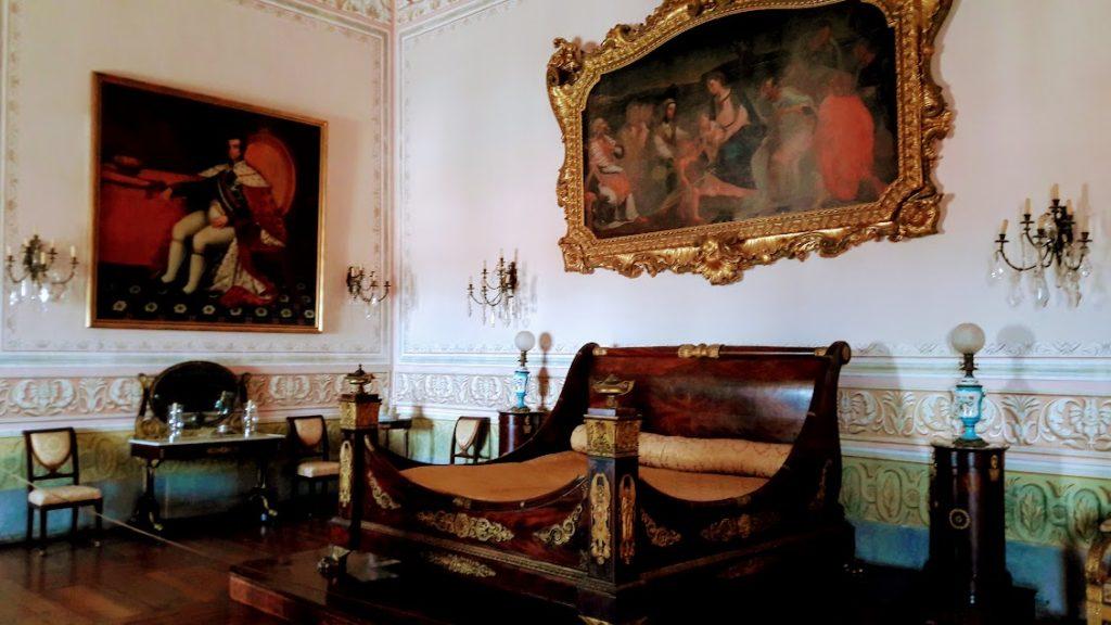 Национальный королевский дворец в Мафре, Португалия