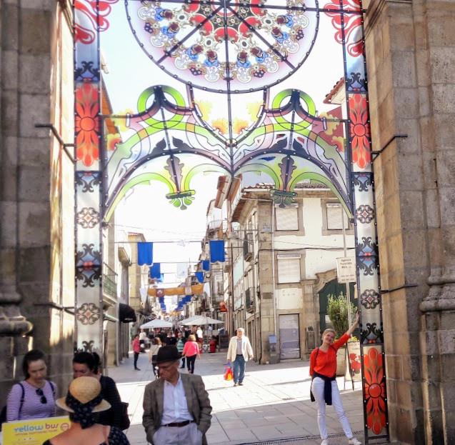 Экскурсии по Португалии, Север страны, город Брага