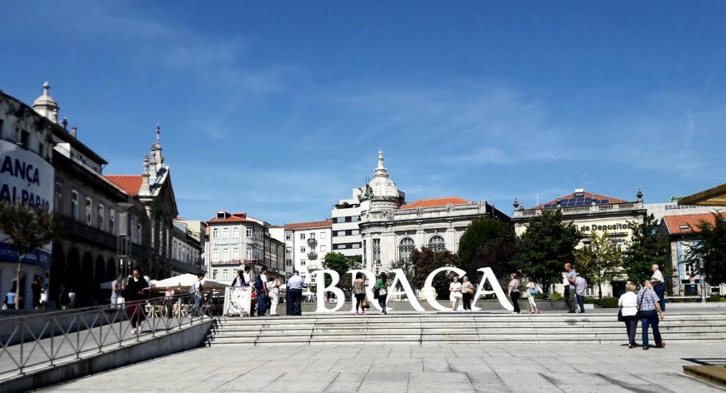 Брага, экскурсии по городу архиепископов