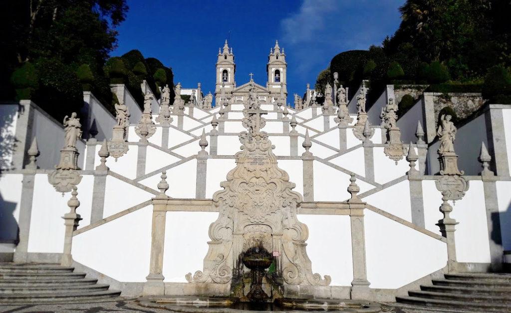 Bom Jesus do Monte, Брага, Португалия