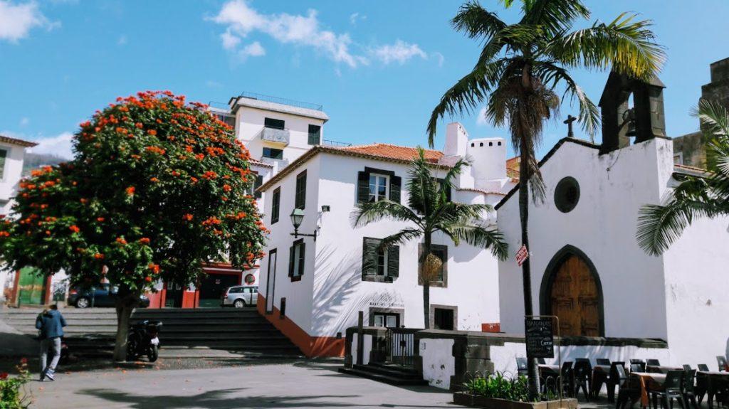 Экскурсия по Фуншалу — столице острова Мадейра