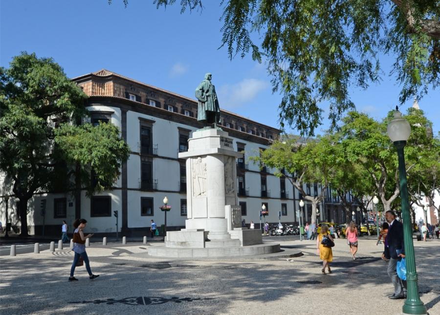 Экскурсии по Фуншалу. Мадейра