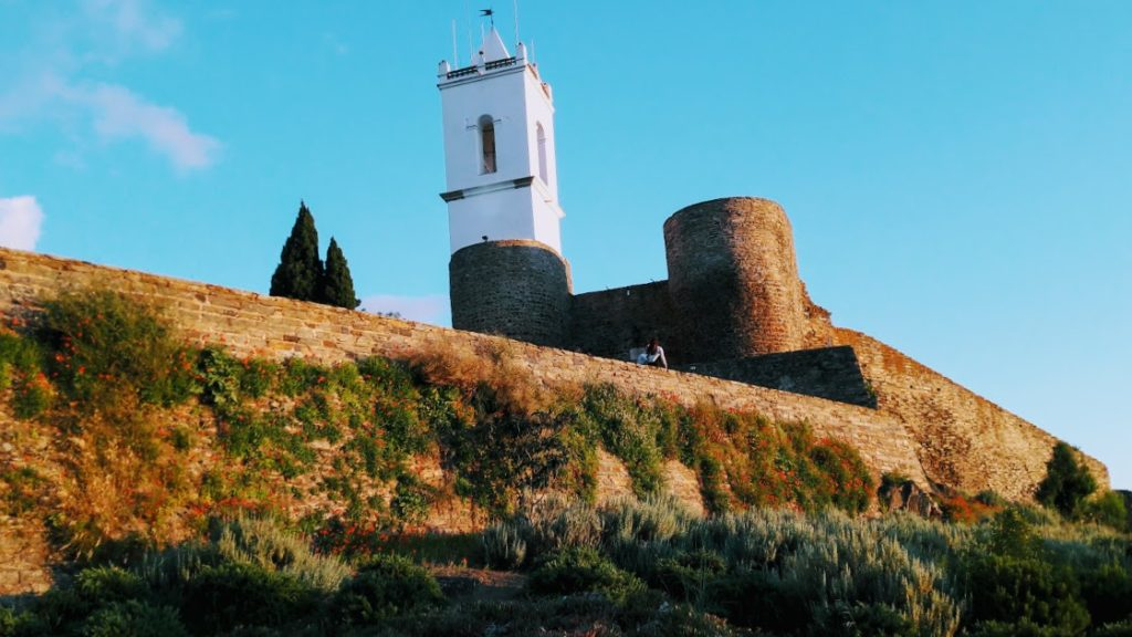 Португалия. Крепость Монсараш