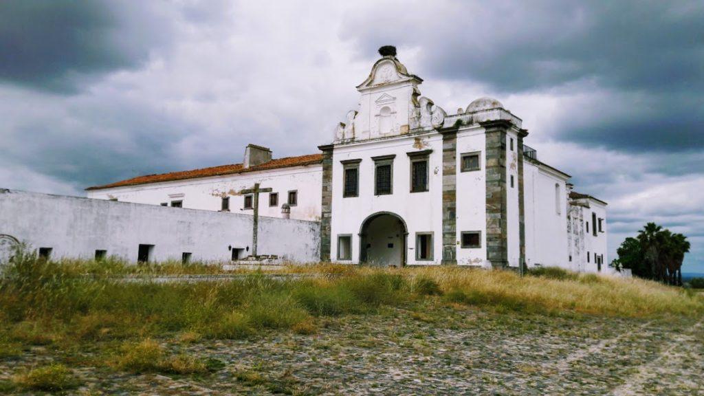 Средневековая деревня Португалии - Монсараш