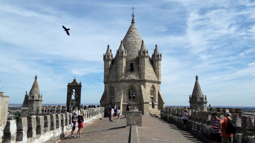 Экскурсия в город Эвора. Португалия