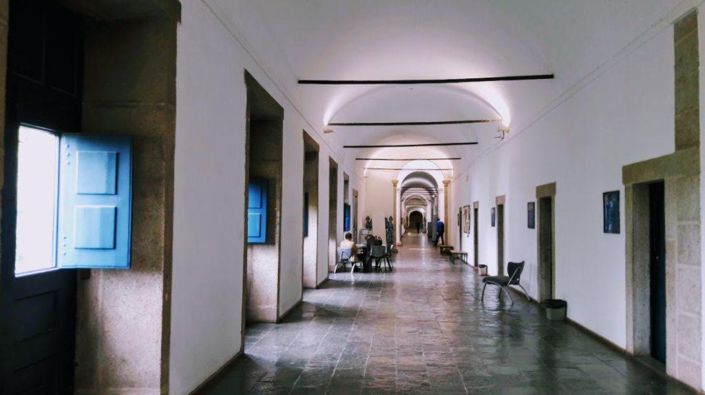 Университет Эворы на экскурсии в Эворе