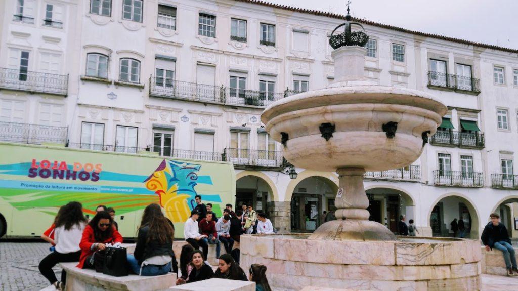 Экскурсии из Лиссабона. Город Эвора