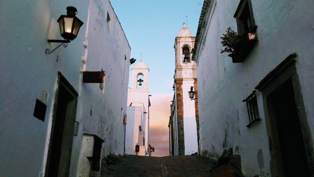 Экскурсии в Португалии. Крепость Монсараш
