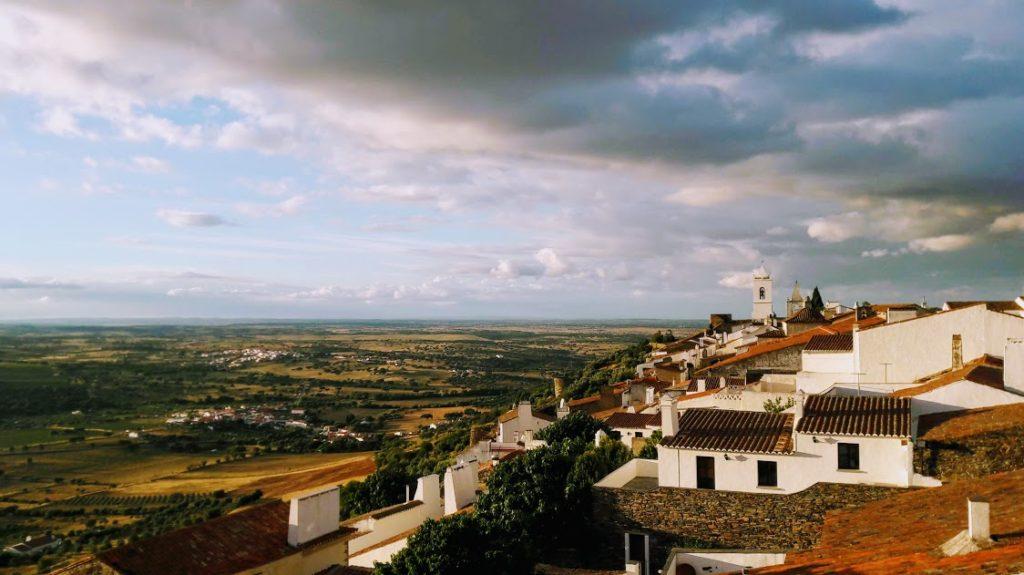 Экскурсии в Португалии. Город Евора