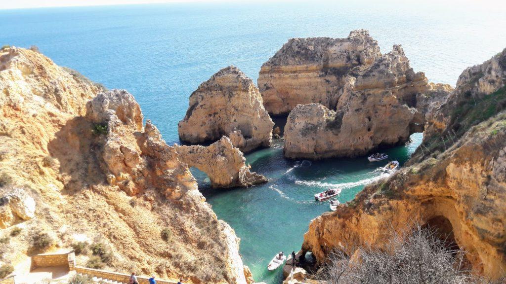 Пляжи Португалии и экскурсии